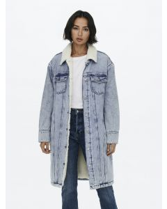 ONLTYRA LIFE LS LONG DNM TED JACKET
