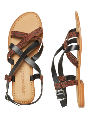 VMMARY LEATHER SANDAL