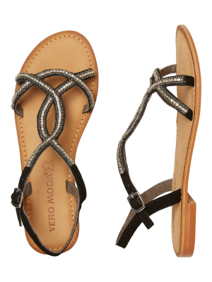 VMDOTI LEATHER SANDAL