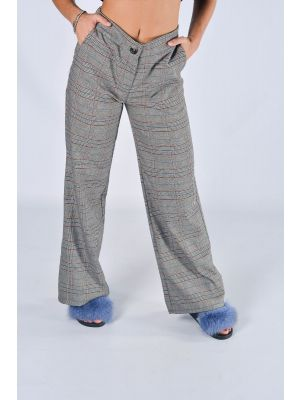 PICKENSVILLE PANTALONE CHECK COLOR