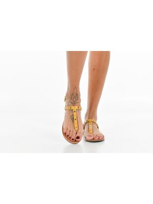 ONLMELLY-3 PU STRUCTURE STUD SANDAL