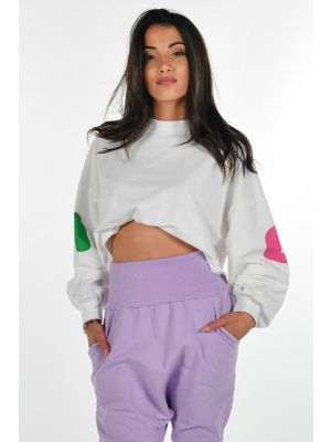 CANDELO MAGLIA OVER CROPPED