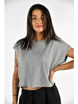 TOP OVER CROPPED