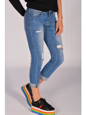 ALICE JEANS STRAPPI 1BT ZIP