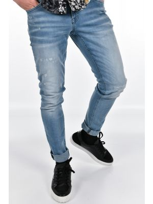 JEANS OZZY TAPERED FIT STRAPPI