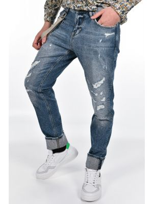 JEANS  DARTH REGULAR TAPERED