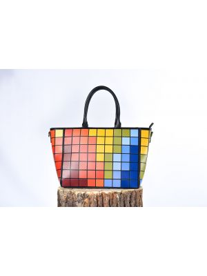 GREENSBORO TOTE MULTICOLOR