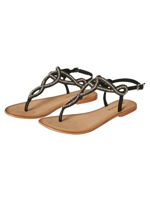 VMLIV LEATHER SANDAL