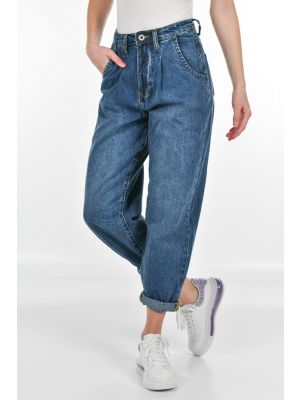 SALMOUR JEANS PALLONCINO
